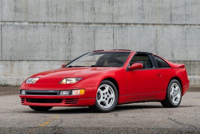 1990 Nissan 300zx Twin Turbo Lbi Limited Nissan 300zx Twin Turbo Nissan