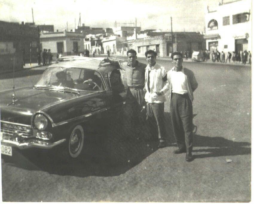 Pedro Infinito, cruce de `La Tarta`. Schamann. Años 50-60.