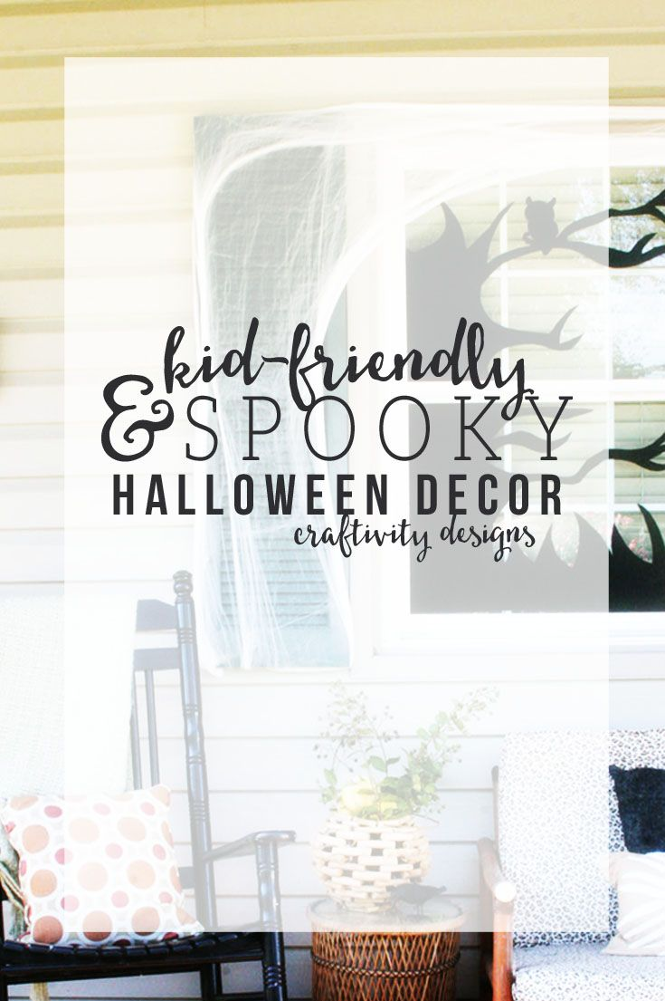 spooky halloween decorations for kids - Raven Halloween Decorations