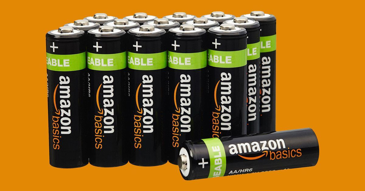 Some Of Amazon S In House Brands Have Become Juggernauts But The Company Has Even Bigger Plans Rechargeable Batteries Best Battery Charger Recharge