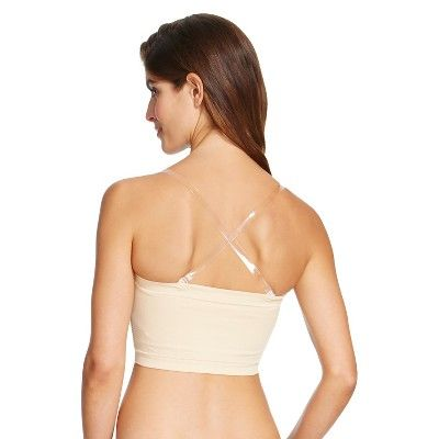 2f217a7bd38df La Leche League Women's Convertible Strapless Nursing Bra L Nude ...