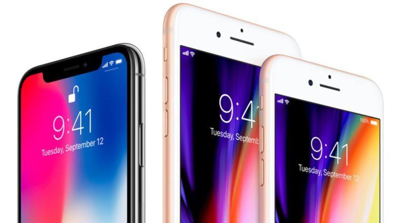 مبيعات ايفون 8 تتفوق على جالاكسي اس 9 واس 9 بلس Iphone Buy Iphone Phone