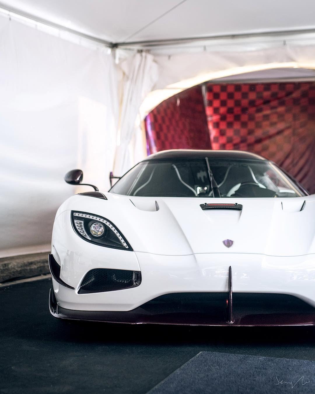 Koenigsegg Agera Rs White: FOLLOW @SupercarsBuzz For More