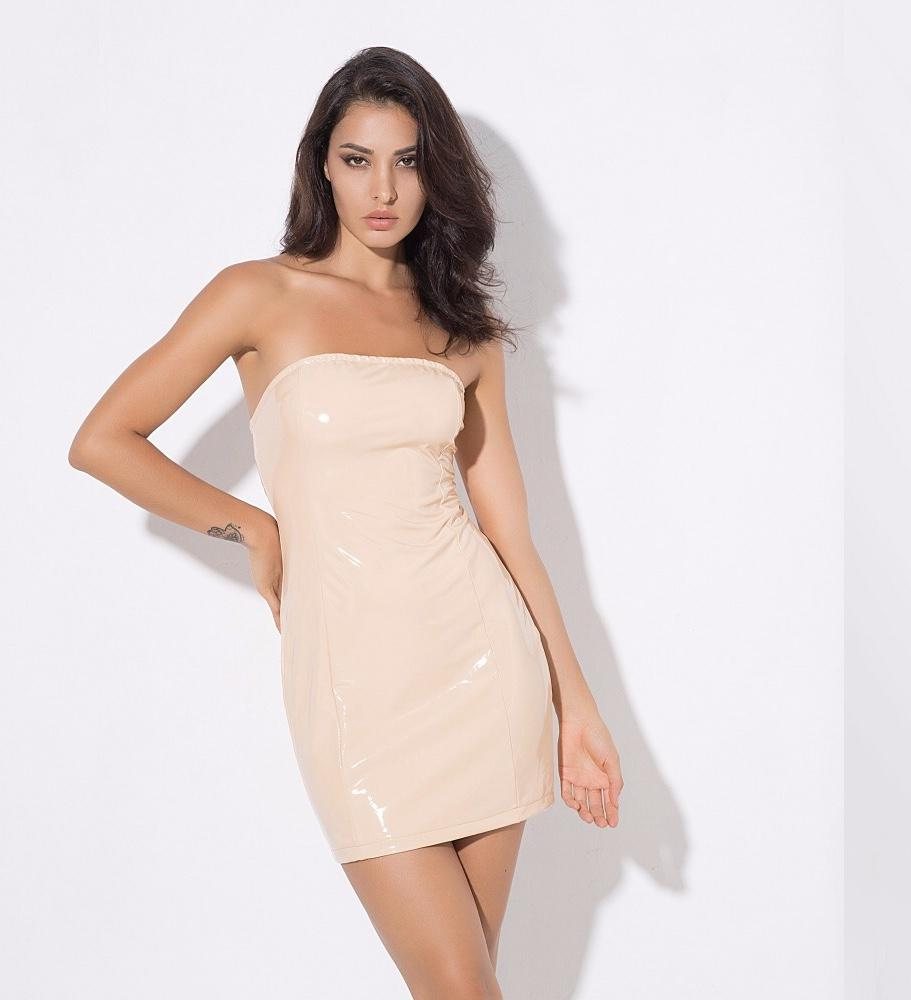 8bc21fb326 ... Strapless Tube Bodycon Mini Dress. If you love getting noticed and want  to turn some heads on your next night out