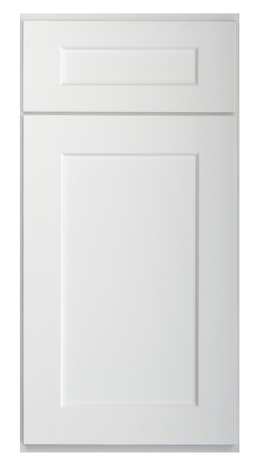 White Shaker Cabinet Door Fronts