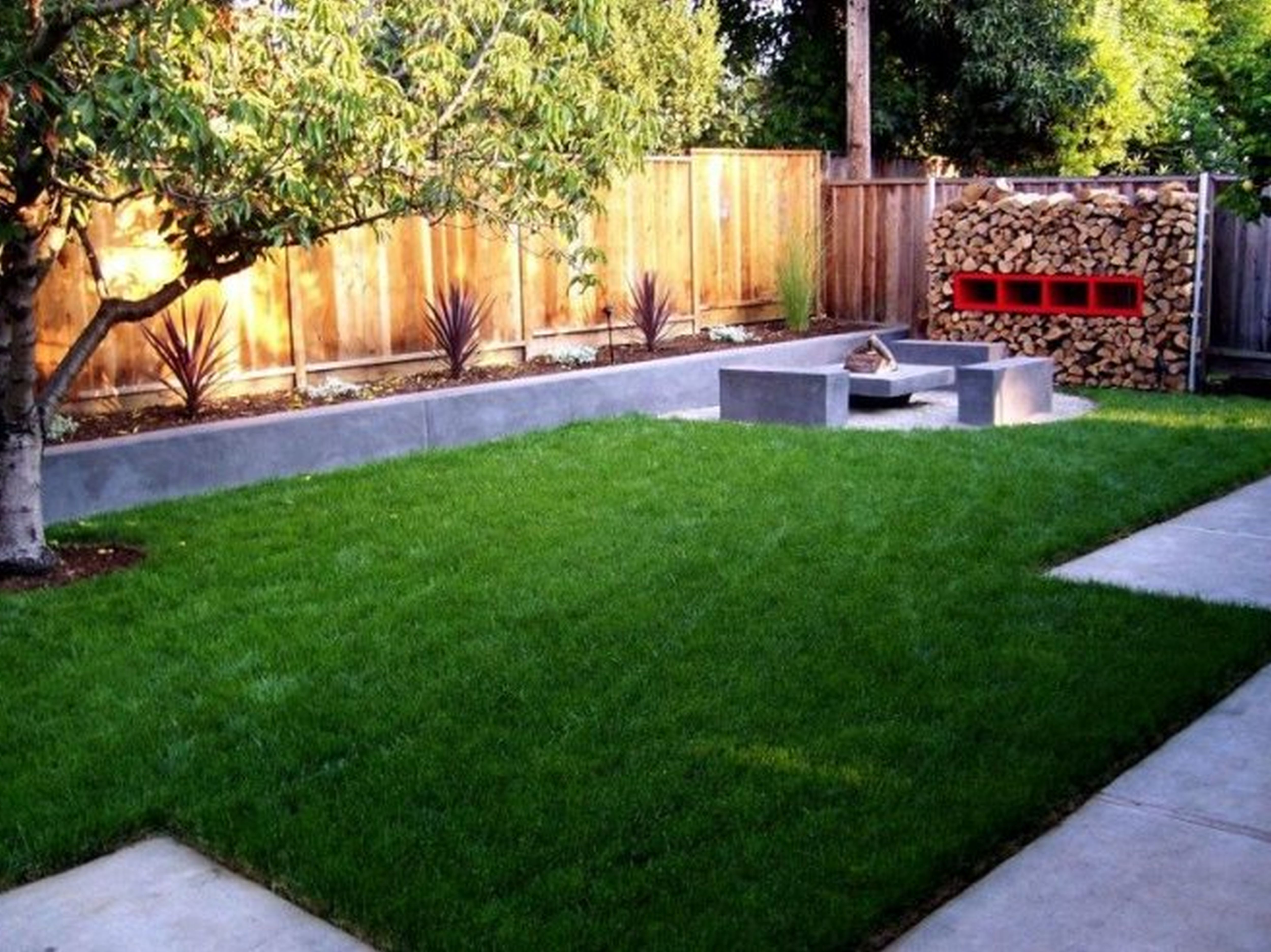 49 Magnificent Backyard Design Ideas To Try For Your Garden Large Backyard Landscaping Backyard Garden Small Backyard Gardens