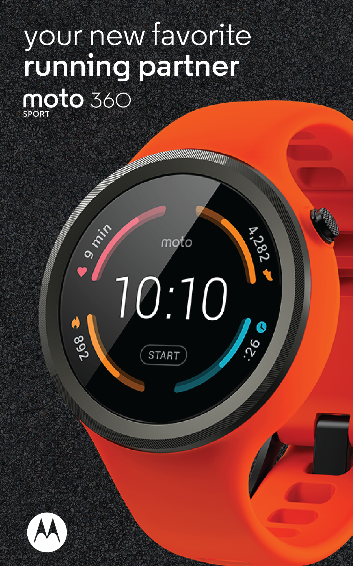 In need of a gift for the runner girl in your life? The Moto