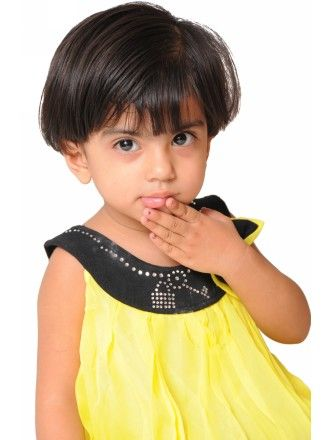 girl's Short Hairstyles | Toddler hairstyles girl, Toddler girl haircut, Toddler hair