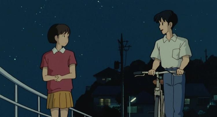Reminder: Whisper of the Heart in U.S. Theaters Tomorrow and Tuesday (01 & 02 July)! ⋆ Another Anime Review