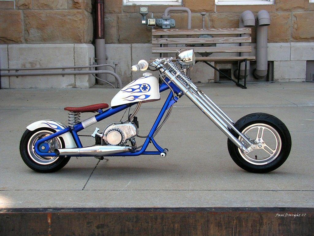 Custom motorcycles for midgets galleries 257