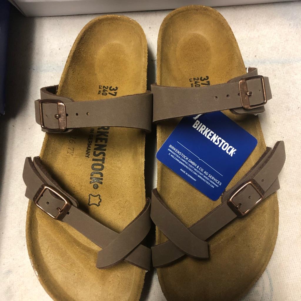 Birkenstock Shoes Birkenstock Mayari Mocca 6 Narrow Color Brown Size 6 Birkenstock Birkenstock Mayari Women S Shoes Sandals