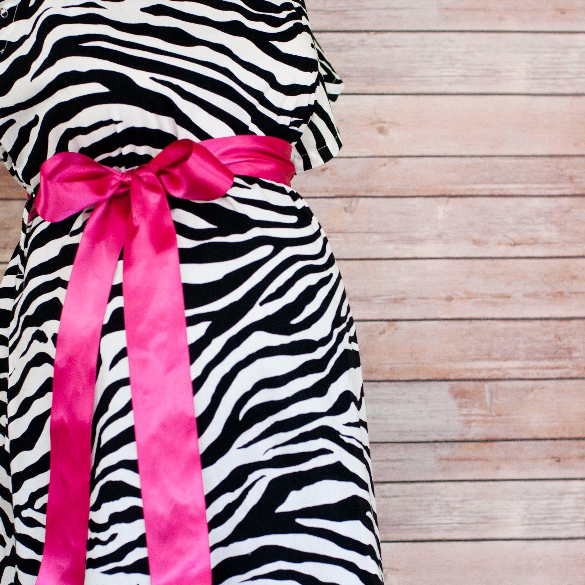 Zebra 40% OFF - Maternity Hospital Nursing & Delivery Gown ...