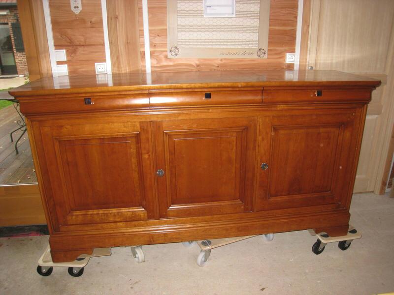 Buffet Louis Philippe Relooke Patines Couleurs Mobilier De Salon Chambre A Coucher Classique Deco Chambre Garcon