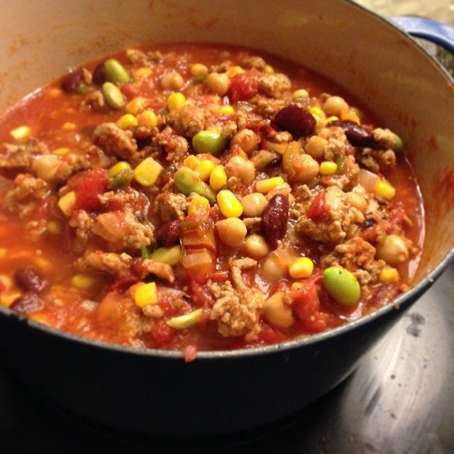 Copycat Panera Turkey Chili Recipe Panera Recipes Chili