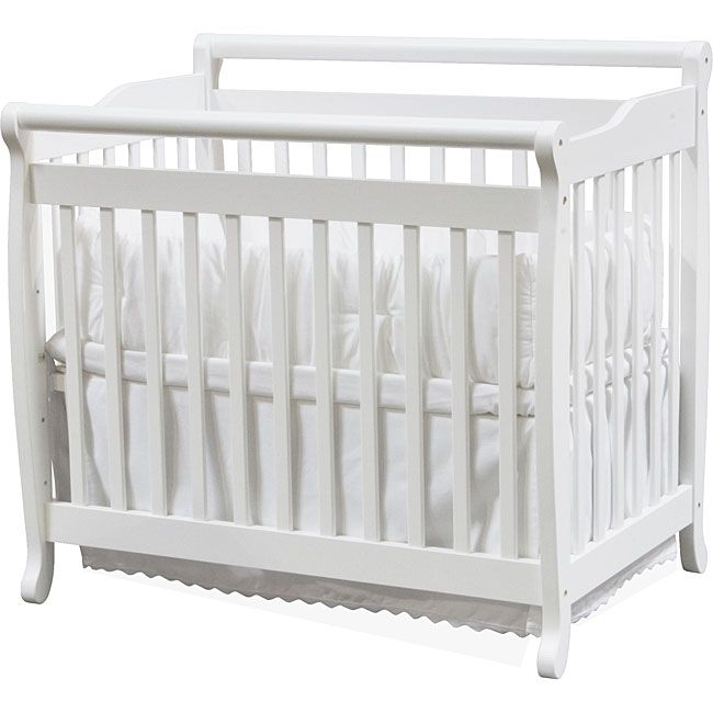 The Emily Mini Crib Is The Perfect Space Saving
