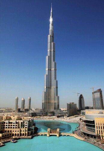 Burj Khalifa Most Hight Building On The World Burj
