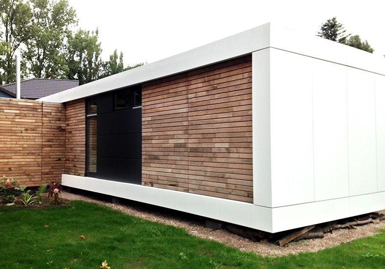 Neues wohnen im cubig designhaus minihaus h user for Mobiles wohnen im minihaus