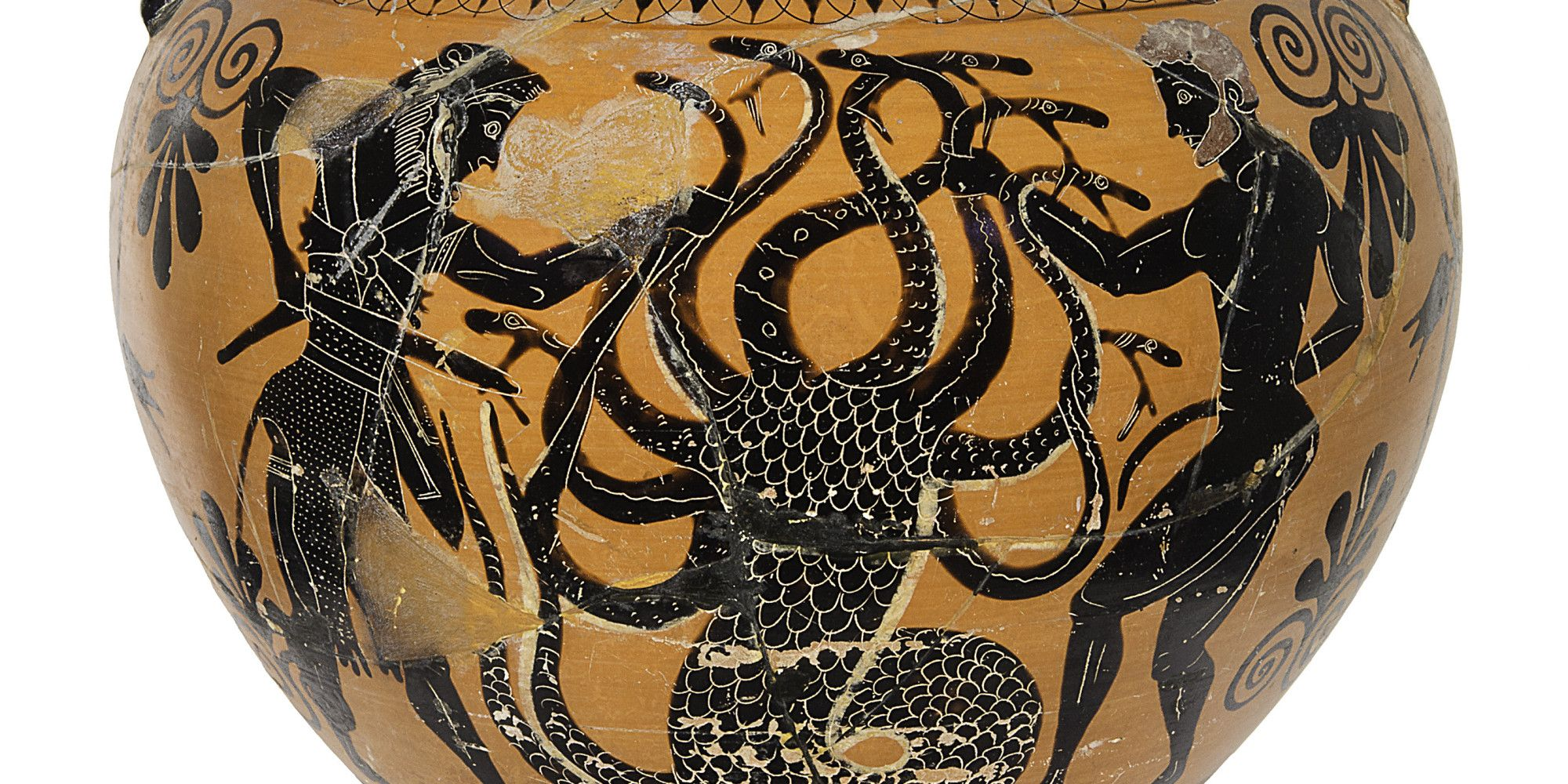 Minotaurs, chimeras, gorgons, the Sphinx, harpies, sirens, satyrs, centaurs, Pegasus, Scylla -- these are but a few of the monsters and creatures that populate your favorite myths. From the Bronze Age