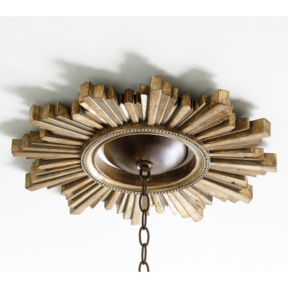 ceiling octagon brass medallion products today chandeliers