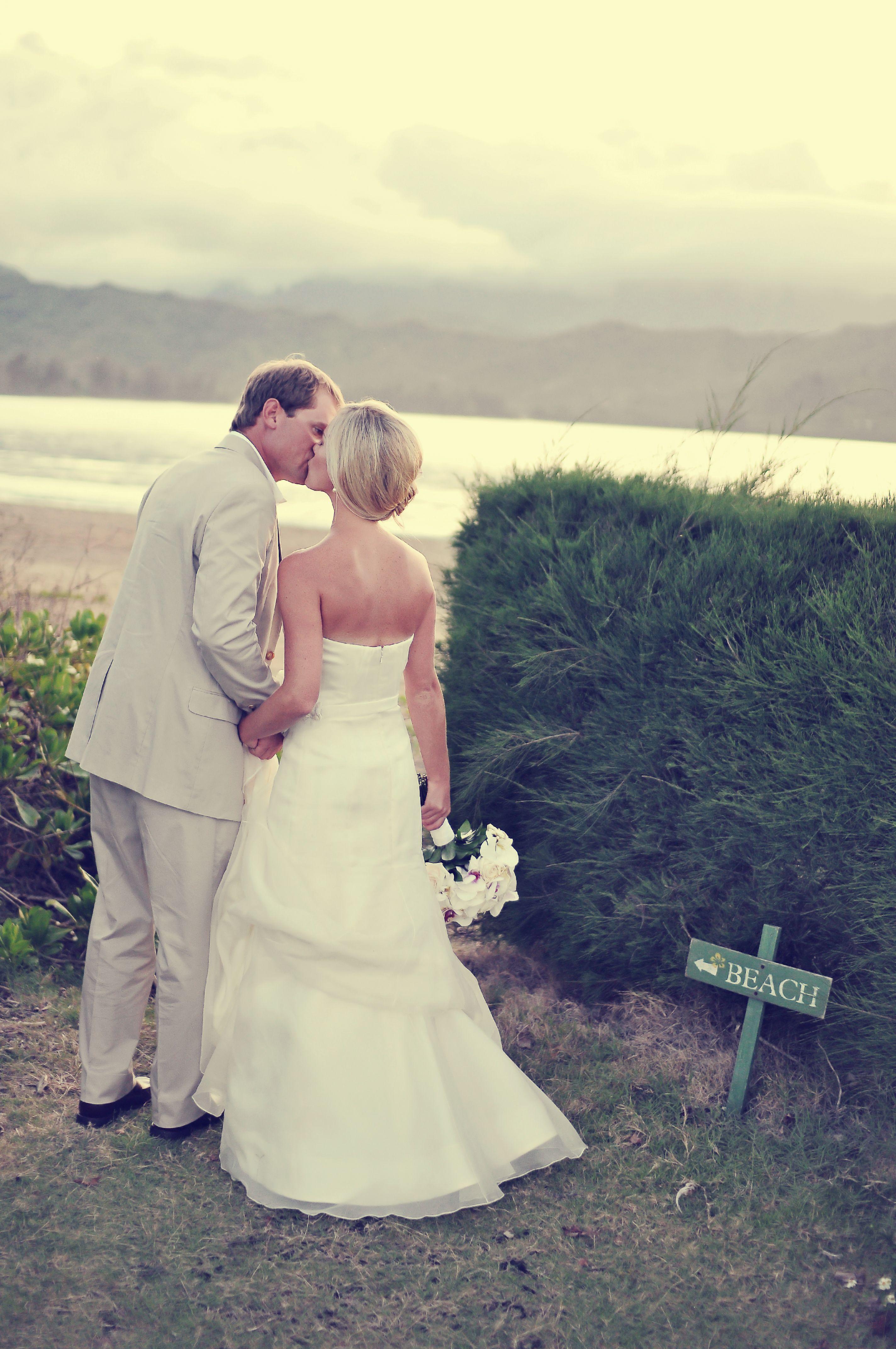 Love On Kauai Private Estate Wedding By Moana Events