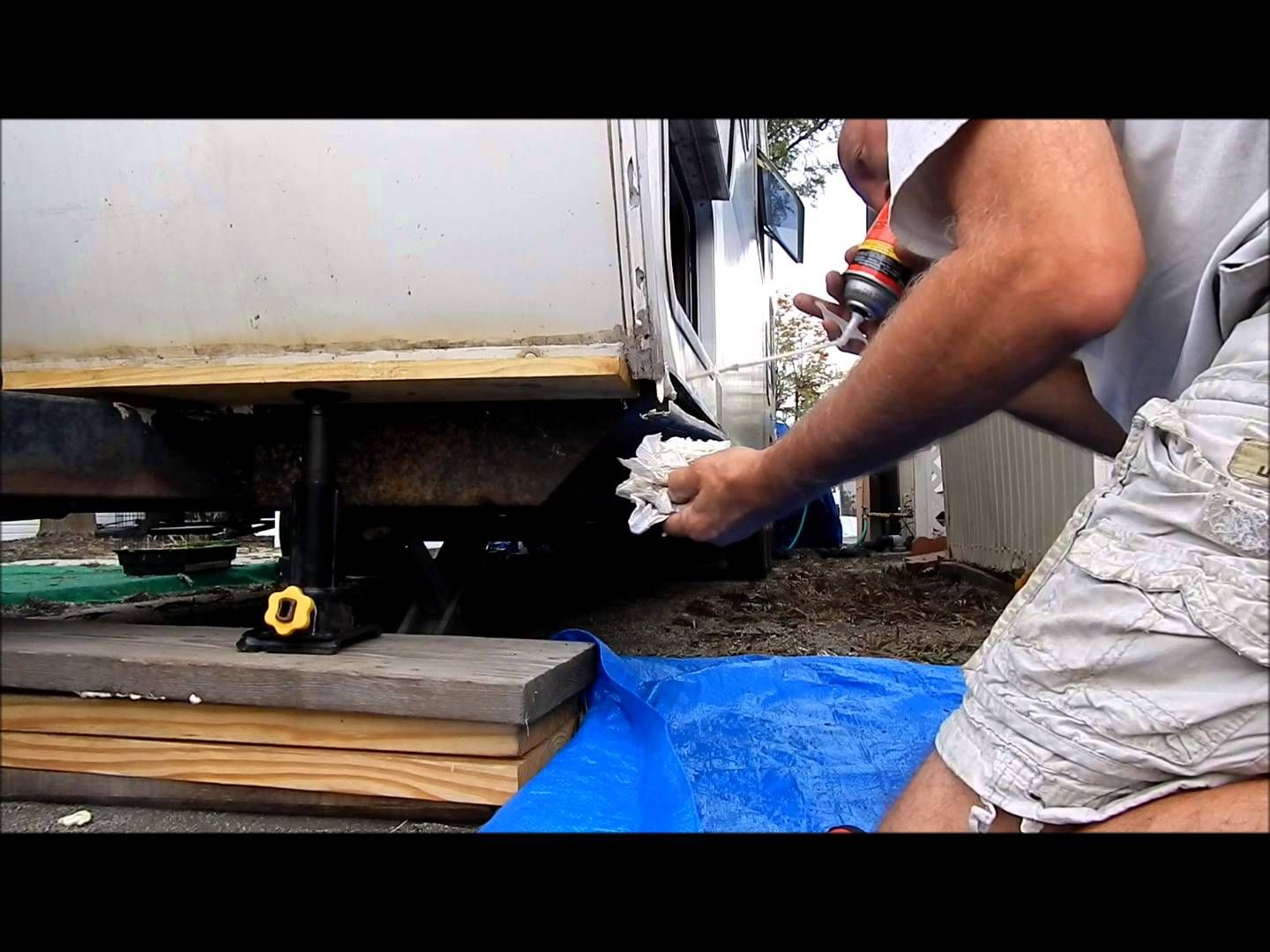 Rv Trim And Water Damage Repair 81849640 Lesser Seen Options For