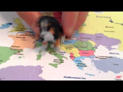 CC Geography Song, Week 7, European Peninsulas, Cycle 2, Classical Conversations, CCHappymom - YouTube