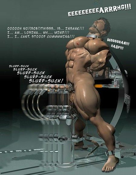 For male milking machine magnificent