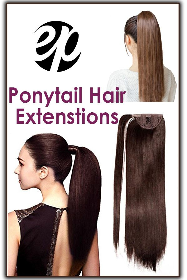 Ponytail Hair Extensions Ponytail Hair Extensions Ponytail And