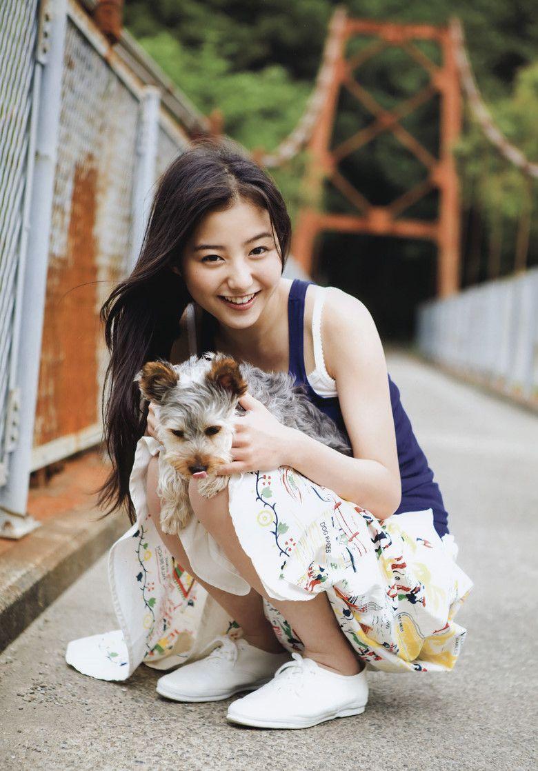 犬と高田里穂