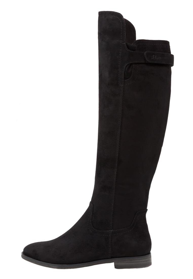 Consigue este tipo de botas de caña alta de S.Oliver RED LABEL ahora ... 490b917ffd86
