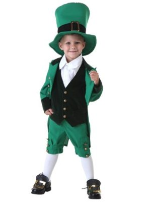 Lucky Leprechaun Costume Ideas For Kids Best Costumes Leprechaun Costume Cute Baby Halloween Costumes Toddler Costumes