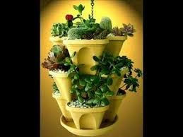 Diy Stacking Plant Pots Google Search Hanging Planters 640 x 480