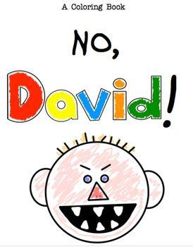 No David Puppet No David Beginning Of Kindergarten Beginning