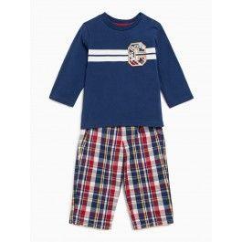 """pyjamas 2 pièces(  """"de grand"""" )"""