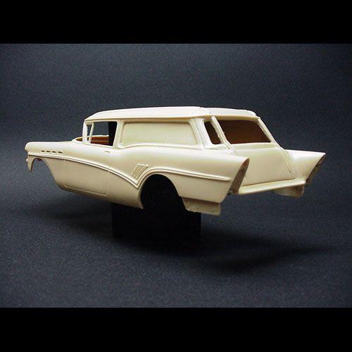 1957 buick phantom panel the modelhaus model cars pinterest rh pinterest com