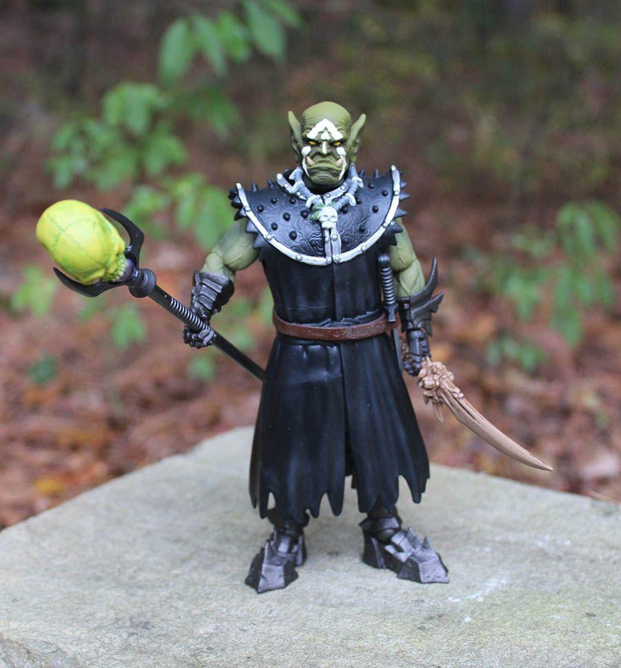 Mythic Legions orc shaman custom | spunti x W&W