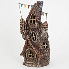 Fairy Garden Houses And How To Make Them Useful Hacks Garden Statues Fairy House Fairy Garden Houses