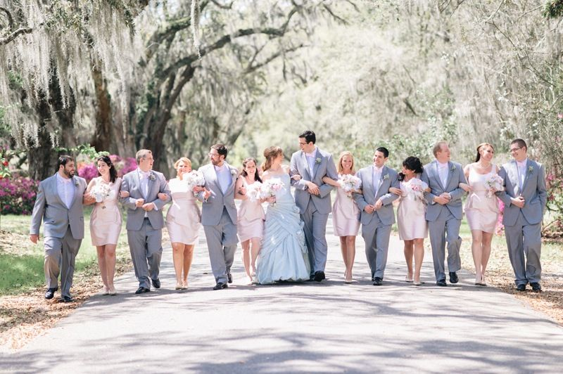 Wedding Photography at Magnolia Plantation and Gardens by Pasha Belman