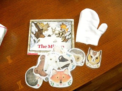 From The Hive: preschool mitten- includes a song ...