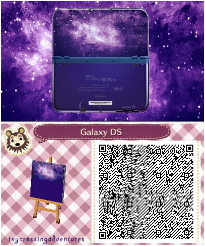 Galaxy Pattern Animal Crossing Qr Animal Crossing Animal Crossing Memes