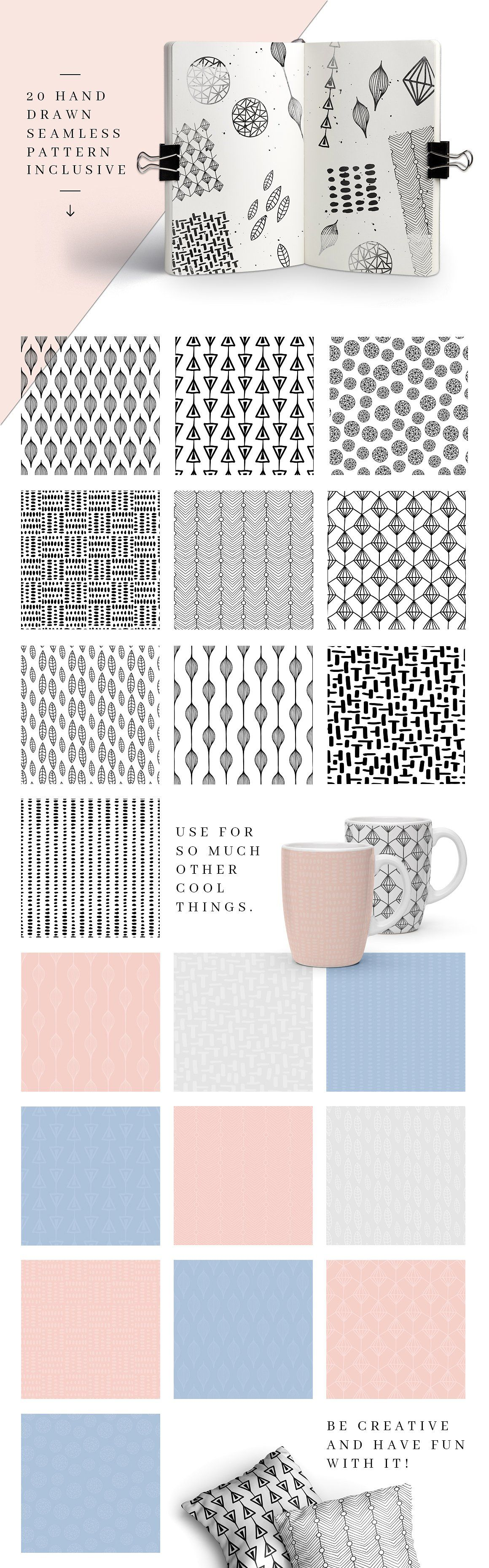 Malina branding bundle all in one business card logo business malina branding bundle all in one card patternsbackground colourmoves