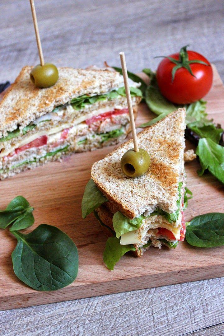 Blog Cuisine & DIY Bordeaux - Bonjour Darling - Anne-Laure: Club Sandwich BLT : Bacon x Laitue x Tomate