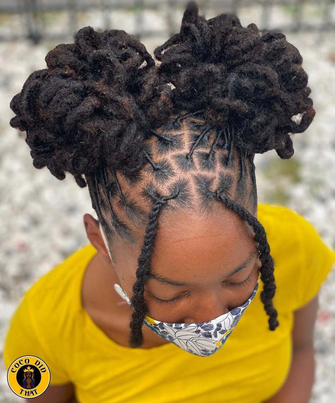 Pin On Dreadlock Hairstyles