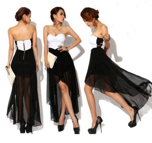 12 Vestidos elegantes y sencillos para ir a una boda   Dress skirt ...