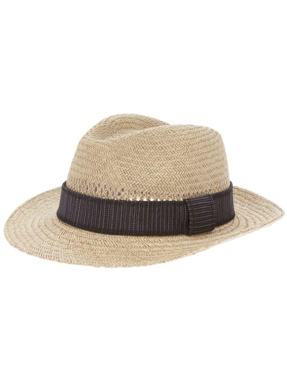 Lanvin Beige Ribbon Tie Straw Hat Hats Hat Designs Chic Pumps