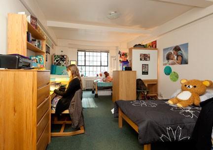 Book A Room Bobst