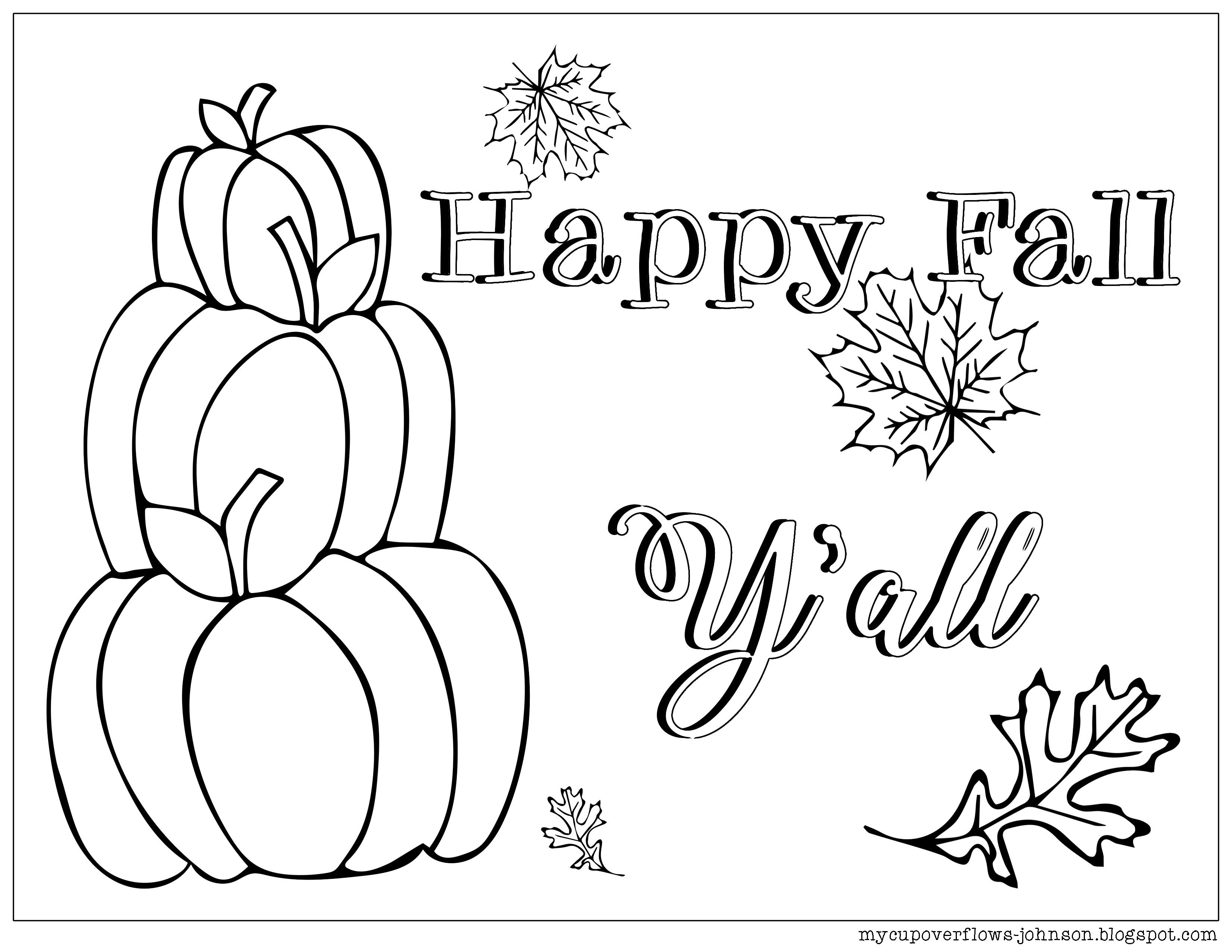 Coloring Pages For Fall Fall Coloring Pages Fall Leaves Coloring Pages Coloring Pages