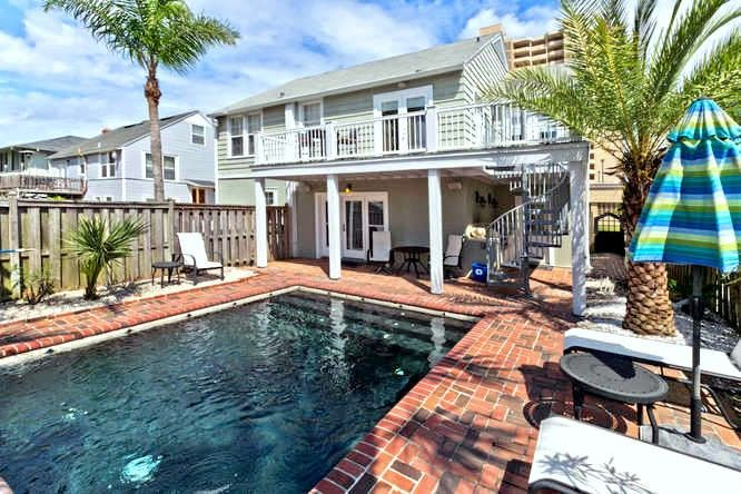 Phenomenal House Vacation Rental In Jacksonville Beach From Vrbo Com Download Free Architecture Designs Sospemadebymaigaardcom