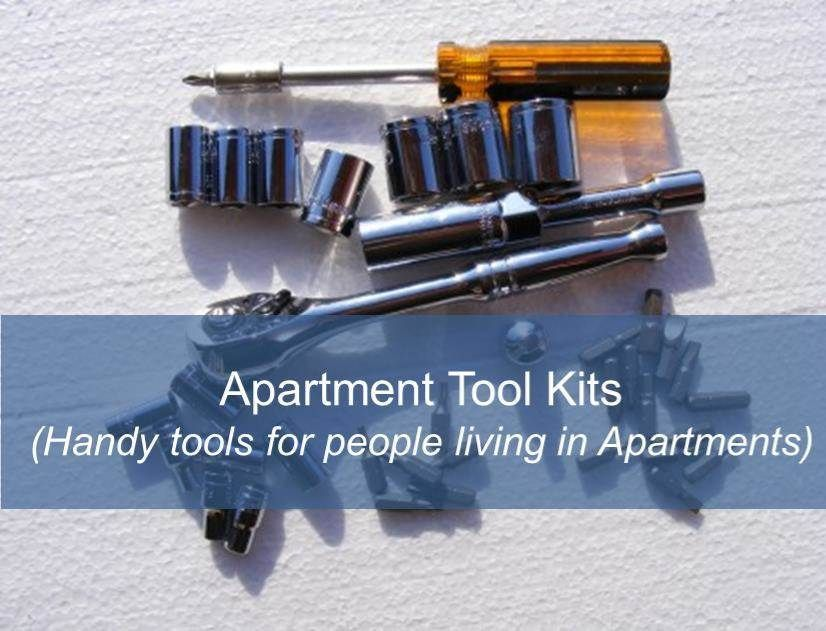 Best Apartment Tool Kit Contemporary - House Design Ideas - anonsurf.us