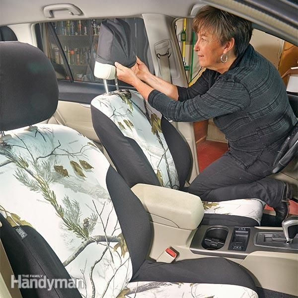 Spruce Up Your Car: How to Install Seat Covers | How To Clean Car Seats Stains | Diy Car Upho… - Upholstery Ideas - #clean #covers #install #seats #spruce #stains #upholstery - #HowToCleanCabinets